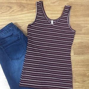 NWT Honey & Lace Melrose Tank